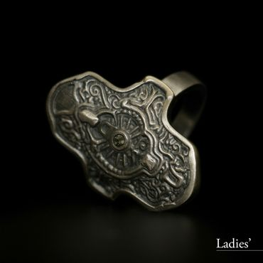 DARK SOULS × TORCH TORCH Rings Collection: Hartstahlring – Bild 8