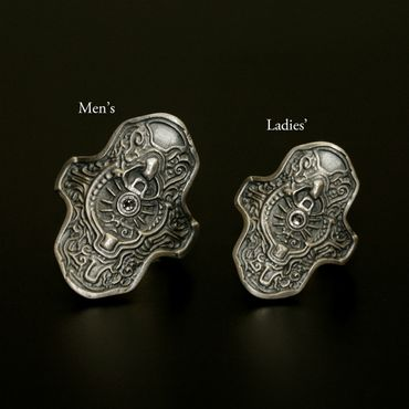DARK SOULS × TORCH TORCH Rings Collection: Hartstahlring – Bild 12
