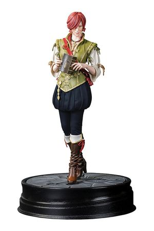 The Witcher 3: Wild Hunt Statue: Shani