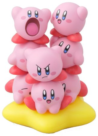 Kirby Nosechara NOS-20 Figuren-Set: 11 Figuren