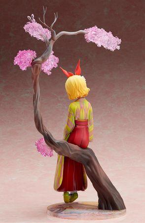 Vocaloid 1/8 Statue: Kagamine Rin & Rabbit Yukine [Hanairogoromo Version] – Bild 3