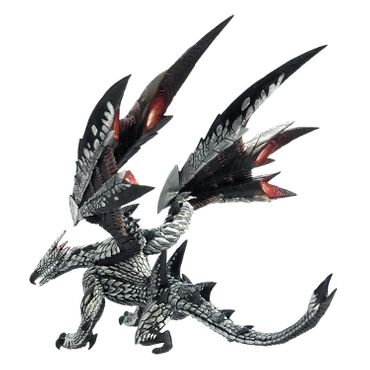 Capcom Figure Builder Monster Hunter Standard Model Plus Volume 8 Trading Figur: Barufaruku – Bild 1