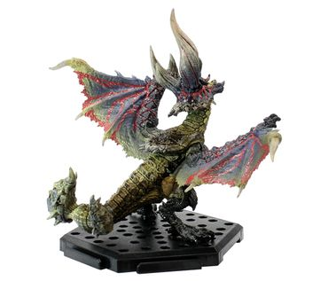 Capcom Figure Builder Monster Hunter Standard Model Plus Volume 8 Trading Figur: Diablos-Devianz [Aggressiver Flucht Zustand] – Bild 2