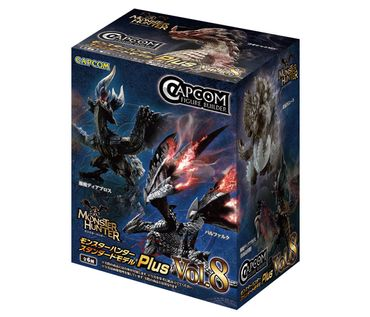 Capcom Figure Builder Monster Hunter Standard Model Plus Volume 8 Trading Figur: Komplett-Set [6 Figuren + Bonus Figur] – Bild 4