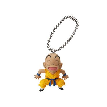 Dragon Ball Super Ultimate Deformed Mascot [UDM] V Jump Special 01 Anhänger: #3 Krillin