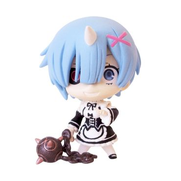 Re:Zero Starting Life in Another World Bushiroad Rem Collection Trading Figur: Rem [Dämon]