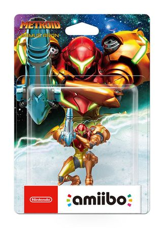 Metroid Collection amiibo: Samus Aran – Bild 1