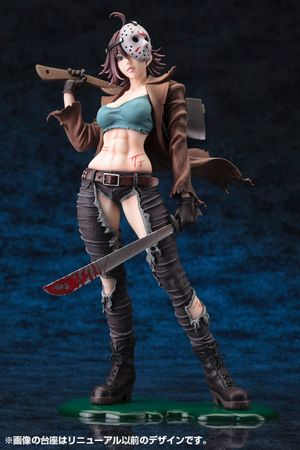 Horror x Bishoujo 1/7 Statue: Jason Voorhees 2nd Edition [Freddy vs. Jason] – Bild 2
