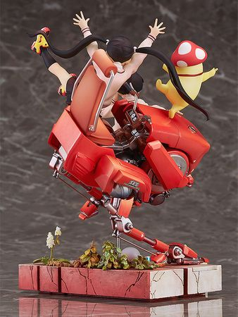 Dead Dead Demons DeDeDeDeDestruction Wonderful Hobby Selection 1/7 Statue: Koyama Kadode, Nakagawa Ouran & Isobeyan – Bild 3