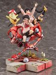 Dead Dead Demons DeDeDeDeDestruction Wonderful Hobby Selection 1/7 Statue: Koyama Kadode, Nakagawa Ouran & Isobeyan 001