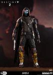 Destiny 2 Color Tops #43 Action Figur: Cayde-6