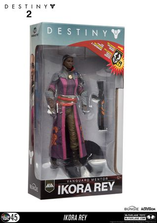 Destiny 2 Color Tops #45 Action Figur: Ikora Rey – Bild 2