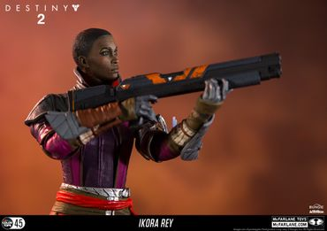 Destiny 2 Color Tops #45 Action Figur: Ikora Rey – Bild 3