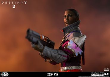 Destiny 2 Color Tops #45 Action Figur: Ikora Rey – Bild 4
