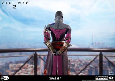 Destiny 2 Color Tops #45 Action Figur: Ikora Rey – Bild 5