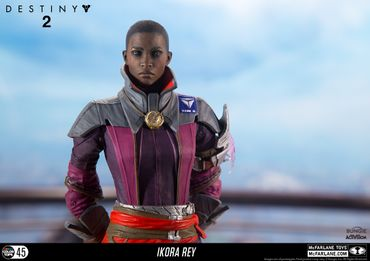 Destiny 2 Color Tops #45 Action Figur: Ikora Rey – Bild 6