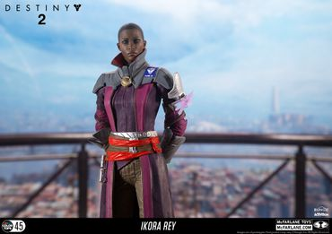Destiny 2 Color Tops #45 Action Figur: Ikora Rey – Bild 7