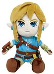 The Legend of Zelda: Breath of the Wild #ZP01 Plüsch Figur: Link [S]