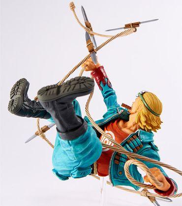 Banpresto Figure Colosseum One Piece SCultures BIG Zoukeiou Chojho Kessen IV Volume 8 Statue: Pauly – Bild 4