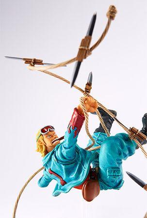 Banpresto Figure Colosseum One Piece SCultures BIG Zoukeiou Chojho Kessen IV Volume 8 Statue: Pauly – Bild 5