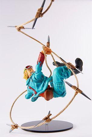 Banpresto Figure Colosseum One Piece SCultures BIG Zoukeiou Chojho Kessen IV Volume 8 Statue: Pauly – Bild 7