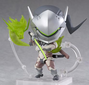 Overwatch Nendoroid #838 Figur: Genji Shimada [Classic Skin Edition] – Bild 6