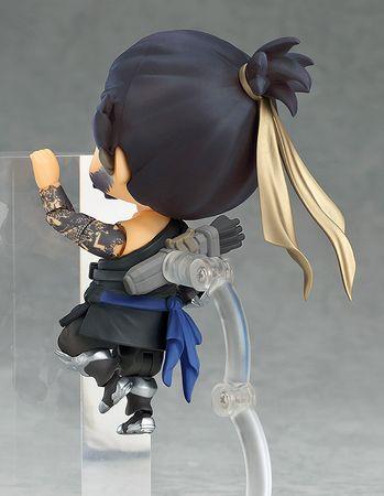 Overwatch Nendoroid #839 Figur: Hanzo Shimada [Classic Skin Edition] – Bild 5
