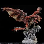 Capcom Figure Builder Creator's Model Monster Hunter Statue: Rathalos [Neuauflage] 001
