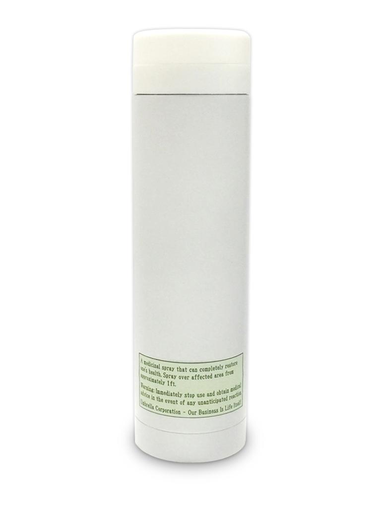 Resident Evil 270ml Thermosflasche: Erste Hilfe Spray [Matt ...