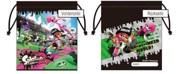 Splatoon 2 Stoff Beutel: Cover Motiv [It's an INK-or-INKED WORLD!]
