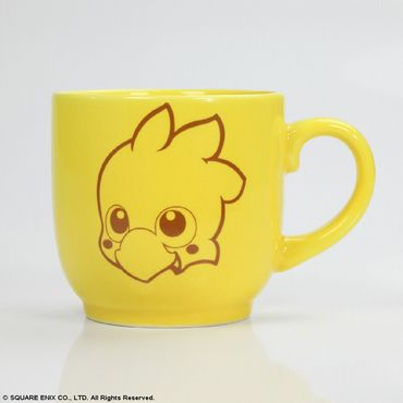 Final Fantasy 30th Anniversary Tasse: Chocobo – Bild 1