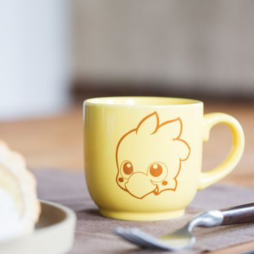 Final Fantasy 30th Anniversary Tasse: Chocobo – Bild 3