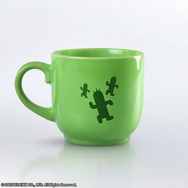 Final Fantasy 30th Anniversary Tasse: Kaktor – Bild 2