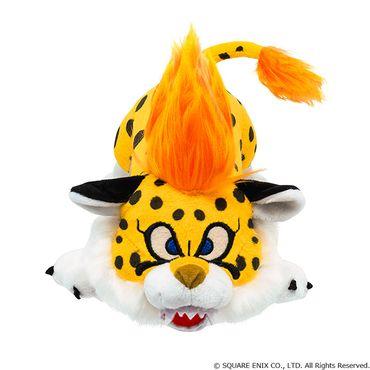 Dragon Quest Smile Slime Monster Plush Doll Plüsch Figur: Säbelzahnkatze – Bild 2