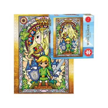 The Legend of Zelda: The Wind Waker HD Collector's Edition Puzzle: Wind Waker Series #2 [550 Teile]