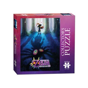 The Legend of Zelda: Majora's Mask 3D Collector's Edition Puzzle: Skull Kid [550 Teile]