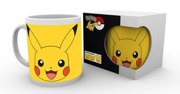 Pokémon 280ml Tasse: Pikachu