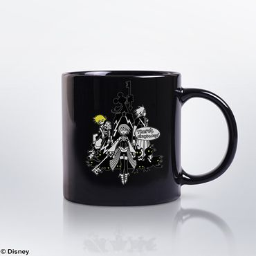 Kingdom Hearts Mini Mug Cup Tasse: Bond – Bild 1
