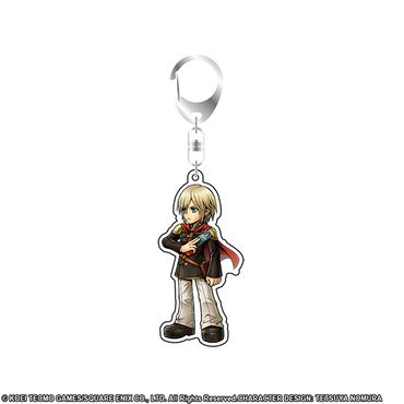 Dissidia Final Fantasy Acrylic Key Holder Anhänger: Ace