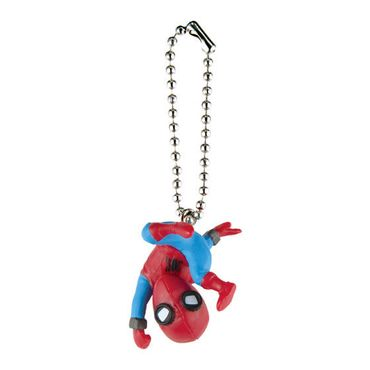 Marvel Cinematic Universum Spider-Man: Homecoming Swing Anhänger: #6 Spider-Man [Homemade Suit]
