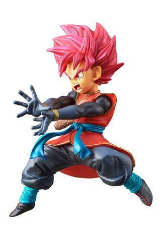Super Dragon Ball Heroes DXF 7th Anniversary Volume 1 Statue: Super Saiyan God Beat – Bild 2