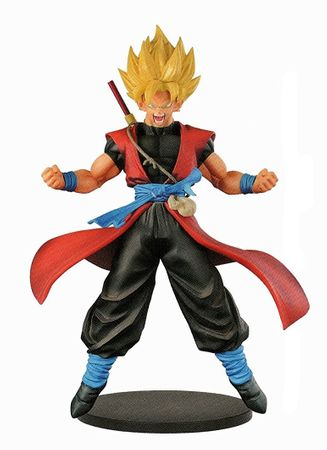 Super Dragon Ball Heroes DXF 7th Anniversary Volume 1 Statue: Son Goku: Xeno – Bild 1