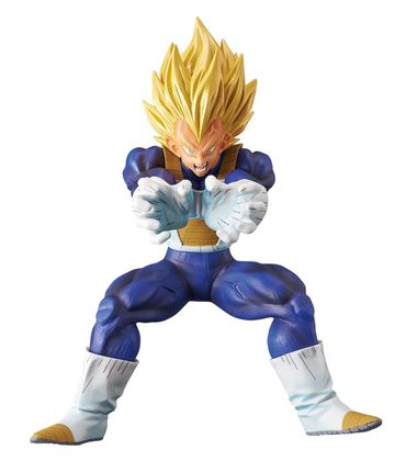 Dragon Ball Z Statue: Vegeta [Final Flash] – Bild 1