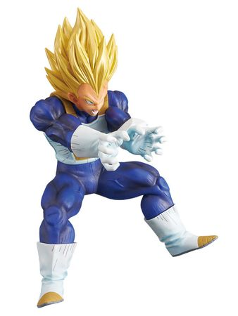 Dragon Ball Z Statue: Vegeta [Final Flash] – Bild 3