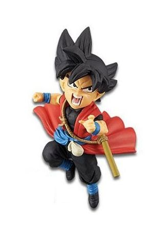 Super Dragon Ball Heroes World Collectable Figure [WCF] 7th Anniversary Figur: #02 Son Goku: Xeno – Bild 1