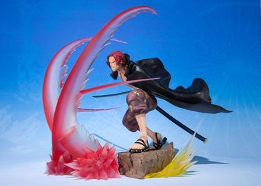 One Piece FiguartsZERO Statue: Shanks [Sovereign Haki] – Bild 3