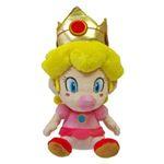 Super Mario Plüsch Figur: Baby Peach 001