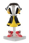 Splatoon 2 Kisekae Gear Collection Trading Figur: #6 Dotterblumen-Set [Gehörschutz, Dotterblumen-Jacke & Rote High-Top-Sneaker]