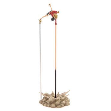 One Piece Cho Zoukei Statue: Monkey D. Ruffy [Gum Gum Pistol] – Bild 2