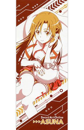 Sword Art Online Ichiban KUJI ~SAO WILL RETURN~ D-Preis Handtuch: Asuna [Rot]